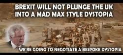 "JOE Politics on Twitter: ""2018: ""Brexit Britain will not be a Mad Max dystopian worl ..."