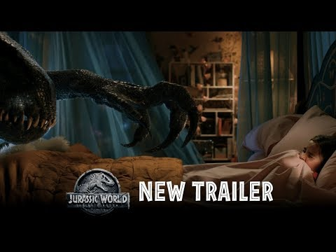 Jurassic World: Fallen Kingdom – Official Trailer #2 [HD] – YouTube