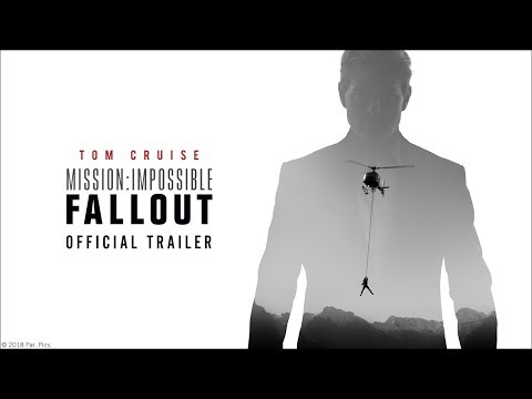 Mission Impossible: Fallout | Official Trailer | Paramount Pictures UK – YouTube