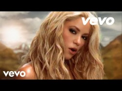 Shakira – Whenever, Wherever – YouTube