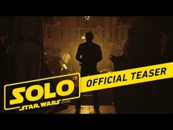Solo: A Star Wars Story Official Teaser – YouTube