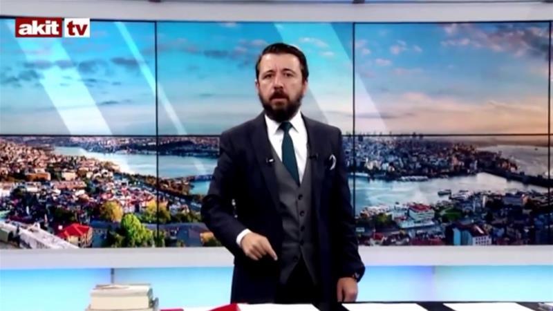 Turkey TV anchor's 'killing civilians' remark sparks outrage | Turkey News | A ...