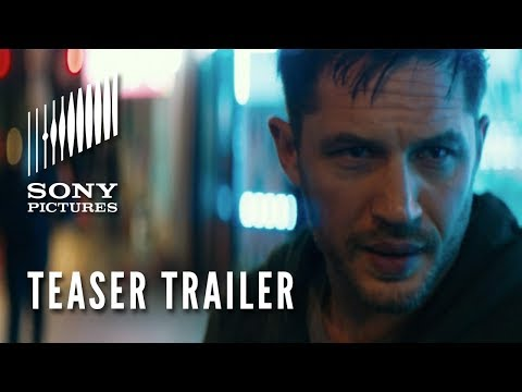 VENOM – Official Teaser Trailer – Starring Tom Hardy – At Cinemas October 5 – YouTube