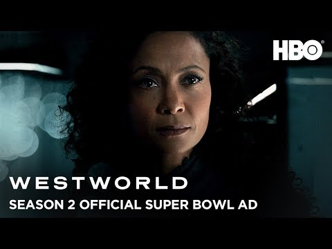Westworld Season 2 | Official Super Bowl Ad | HBO – YouTube