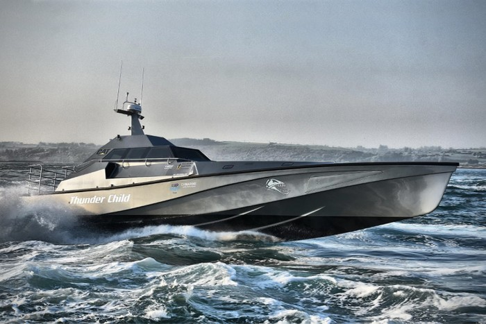 XSV 17 'Thunder Child' By Safehaven Marine | HiConsumption