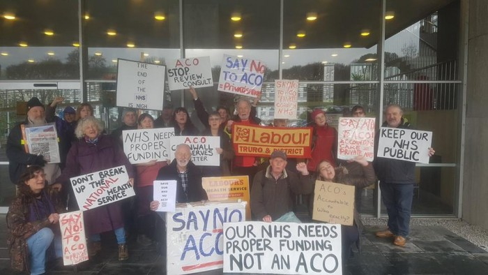 ACS – Tories accuse council of giving in to campaign by 'far left' | | Cornish Stuff