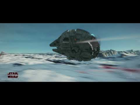 Behind the Magic – Star Wars: The Last Jedi – Battle of Crait – YouTube