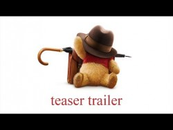 Christopher Robin Official Teaser Trailer – YouTube