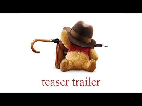 Christopher Robin Official Teaser Trailer – YouTube
