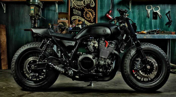 Guerilla Four XJR 1300 by Rough Crafts | HiConsumption