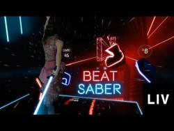 If You Want to ESCAPE with Me…Beat Saber – YouTube