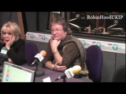 Jim Davidson destroys PC BBC presenter – YouTube