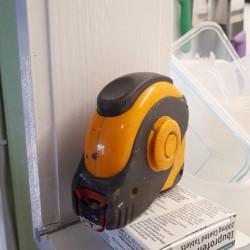 Mr T or measuring tape?