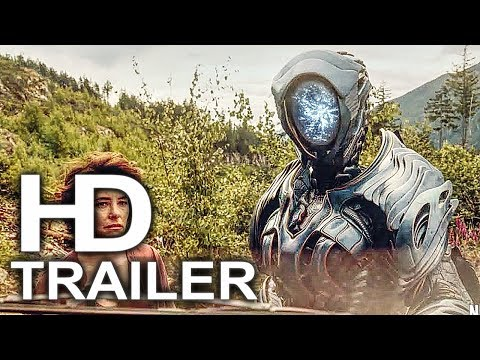 LOST IN SPACE Trailer #2 NEW (2018) Netflix Sci-Fi Series HD – YouTube