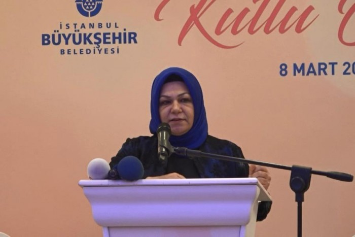 No gender-based violence in our culture – AKP Istanbul women's branch head | Ahval