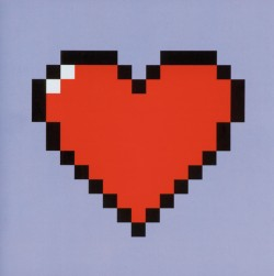 Extra life heart tattoo