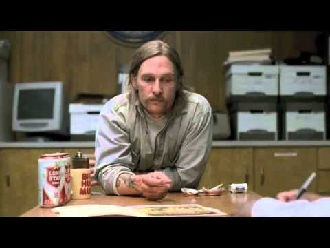 Rust Cohle –  Philosophy of Pessimism (True Detective) – YouTube