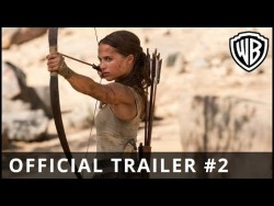 Tomb Raider – Official Trailer #2 – Warner Bros. UK – YouTube