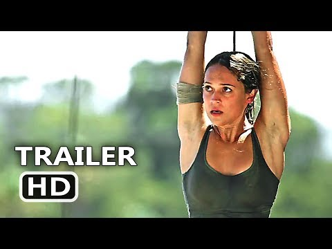 TOMB RAIDER Trailer EXTENDED (2018) Lara Croft Movie HD – YouTube