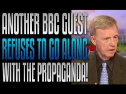 ANOTHER BBC GUEST REFUSES TO GO ALONG WITH THE PROPAGANDA! – YouTube