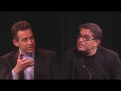 #219 Debate – Sam Harris, Michael Shermer vs D.Chopra, J.Houston – The Future of God ...