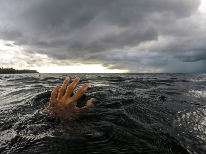Drowning Doesn't Look Like Drowning – Soundings Online
