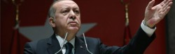 "Erdoğan says he will spoil ""game"" against lira 