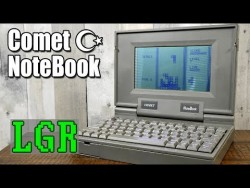 Exploring the Comet Notebook: 1997 computer… thing – A notebook from Turkey