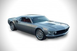Ford Mustang Mach 40 By Eckert's Rod & Custom | HiConsumption