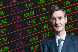 Jacob Rees-Mogg is in line for a huge personal windfall when Britain exits the single market