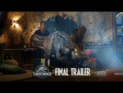 Jurassic World: Fallen Kingdom – Final Trailer [HD] – YouTube