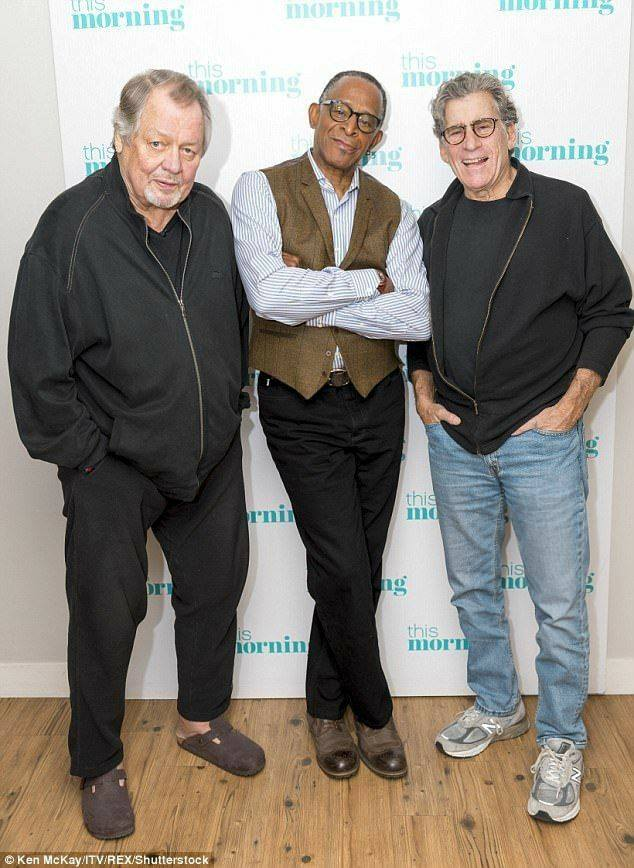 Starsky & Hutch with Huggy Bear! Feeling old yet?