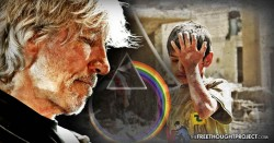 Rogers Waters of Pink Floyd Stopped A Live Concert To Explain How The Chemical Attack In Syria W ...