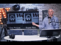 SUPER RESOLUTION: Get More Megapixels! (Free Photoshop Action) – YouTube