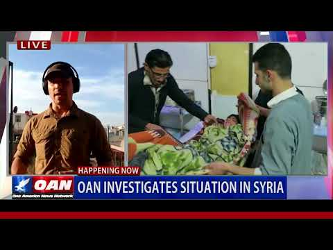 Truth about FUKUS Strike Syria from ground zero: OAN Finds No Evidence of Chemical Weapon Attack – YouTube