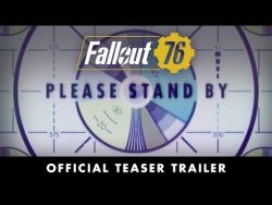 Fallout 76 – Official Teaser Trailer – YouTube