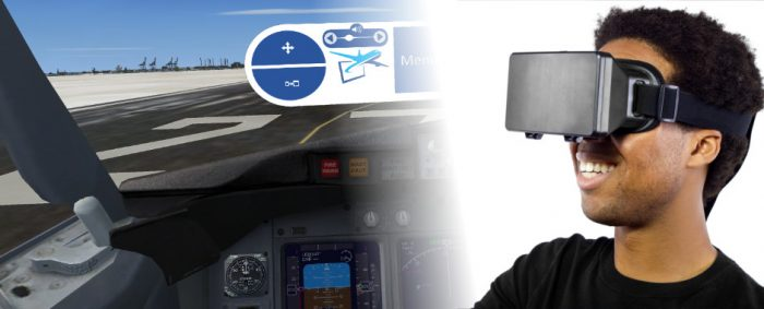 FlyInside: Virtual Reality for FSX, Prepar3D, and X-Plane