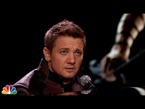 "Hawkeye Sings About His Super Powers (Ed Sheeran ""Thinking Out Loud"" Parody) – YouTube"