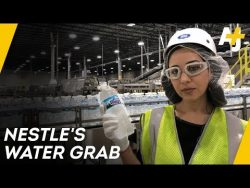 How Nestle Makes Billions Bottling Free Water | Direct From With Dena Takruri – AJ+ &#8211 ...