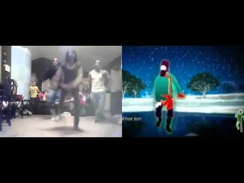 Just Dance 2 – Rasputin (side by side) – YouTube