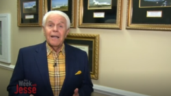 Televangelist seeks 54m for private jet. Says commercial airlines are filled with demons that co ...