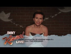 Mean Tweets – Avengers Edition – YouTube