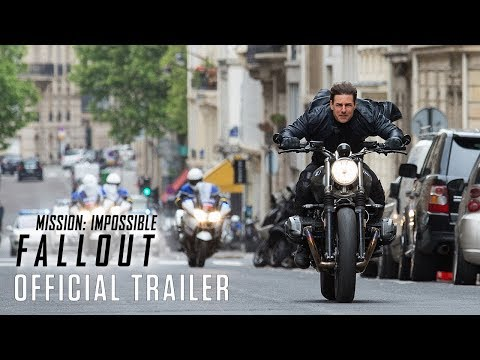 Mission: Impossible – Fallout (2018) – Official Trailer – Paramount Pictures – YouTube