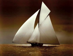 IVERNA, 1890. She was commissioned by John Jameson (of the Irish whisky family), designed by Ale ...