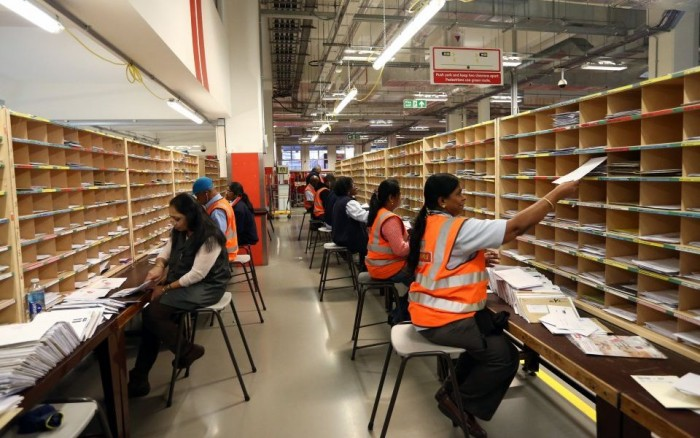 Royal Mail angers union with £6m payment to new boss | City A.M.