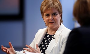 Scottish parliament decisively rejects EU withdrawal bill | Politics | The Guardian