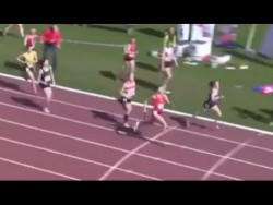 The Best Race Comeback You Will Ever See – YouTube