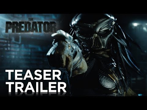The Predator | Teaser Trailer [HD] | 20th Century FOX – YouTube