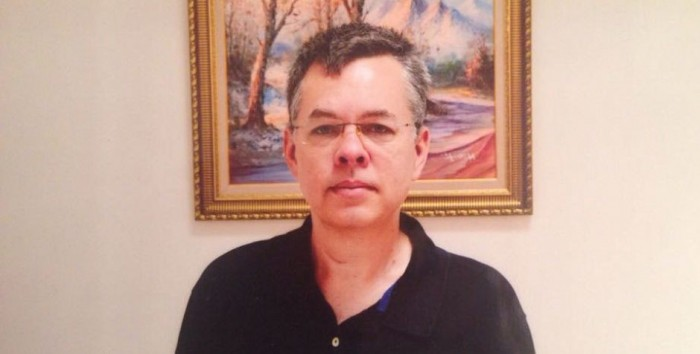 Turkey Postpones Hearing to July 18, Sends Pastor Andrew Brunson Back to Prison | United States  ...