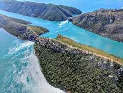 Horizontal Falls, Talbot bay, WA, USA